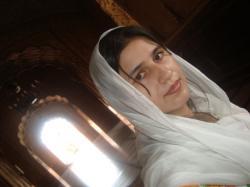 Amina model in Lahore