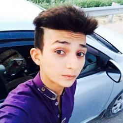 Ahmed Rafay model in Karachi