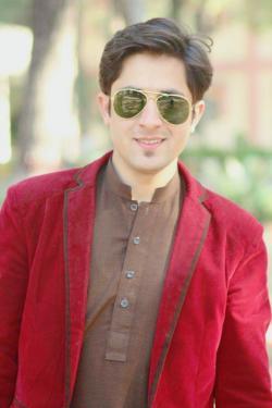 Abdul basit model in Abbottabad