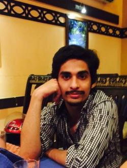 Muhammad Usman model in Lahore