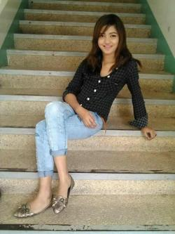 Hensy Bernido model in Makati City