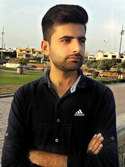 Saifi Ahmed model in Karachi