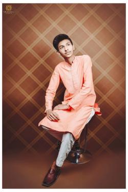 Mufeez Malik model in Lahore