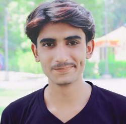 Aftab sahar model in Bahawalpur