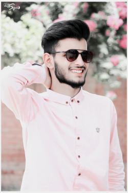 Muhammad Abrar model in Islamabad