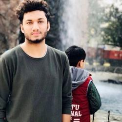Ali Hamza Khaliq model in Islamabad