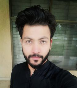 Muneeb Malik model in Islamabad