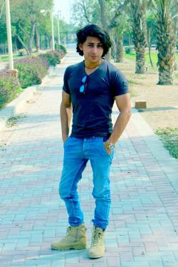 Ahsan Arshad model in Bahawalpur