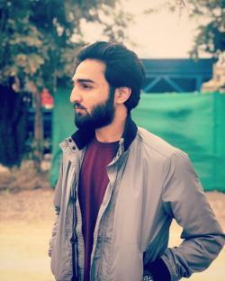 Shoaib azad model in Islamabad