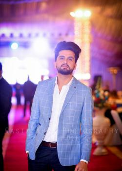 Syed Asghar Ali Shah model in Rawalpindi