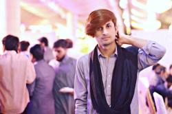 Usman Ghani model in Karachi