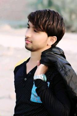 Zain Abro model in Karachi