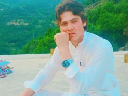 Mushtaq Ahmed model in Abbottabad