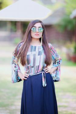 Ghania minha model in Islamabad