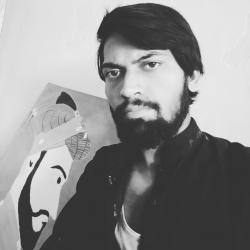 Zeshan Khan model in Multan