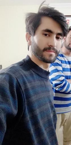 Sayed Ali haider model in Islamabad