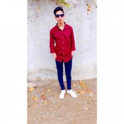 Syed Fahad Raza model in Quetta