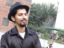 Shuja  ur Rehman Qureshi model in Peshawar