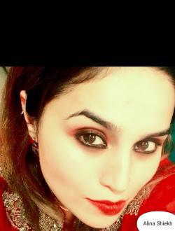 Alina Faraz model in Lahore