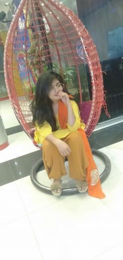 Arfa Irfan model in Lahore