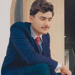 Ahsan Shahzad  model in Bahawalpur